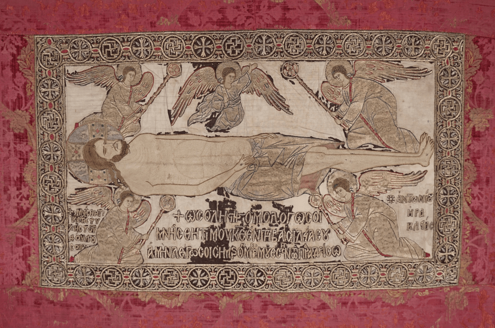Conservation of the Shroud of Anthony of Heraclea