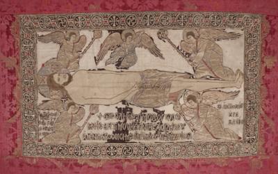 Конзервација плаштанице Антонија Хераклејског